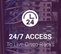 live cisco racks